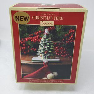 Spode Tree Stocking Holder